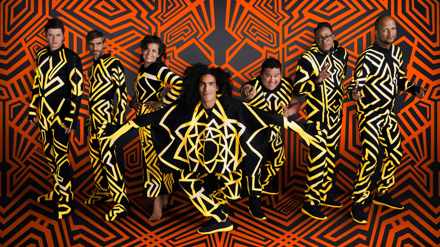 With its deep mix of Afro-Caribbean rhythms and sexy funk, Systema Solar is a band to watch in 2017.