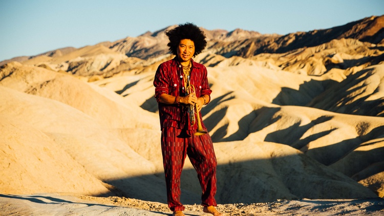 Jazz/funk trumpeter Takuya Kuroda is highly respected for his extraordinary chops who you might know for his collaborations with José James or Antibalas.