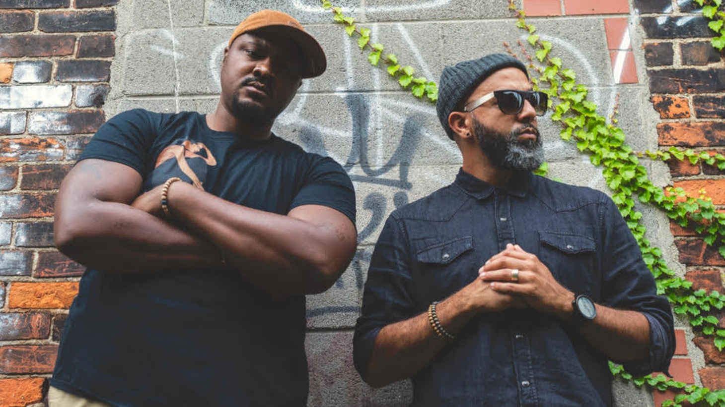 "Capturing the essence of hip-hop culture and a nod to Ray Barretto Tall Black Guy & Ozay Moore crank it up on ""Har Hanz"" featuring longtime collaborator Ohmega Watts."