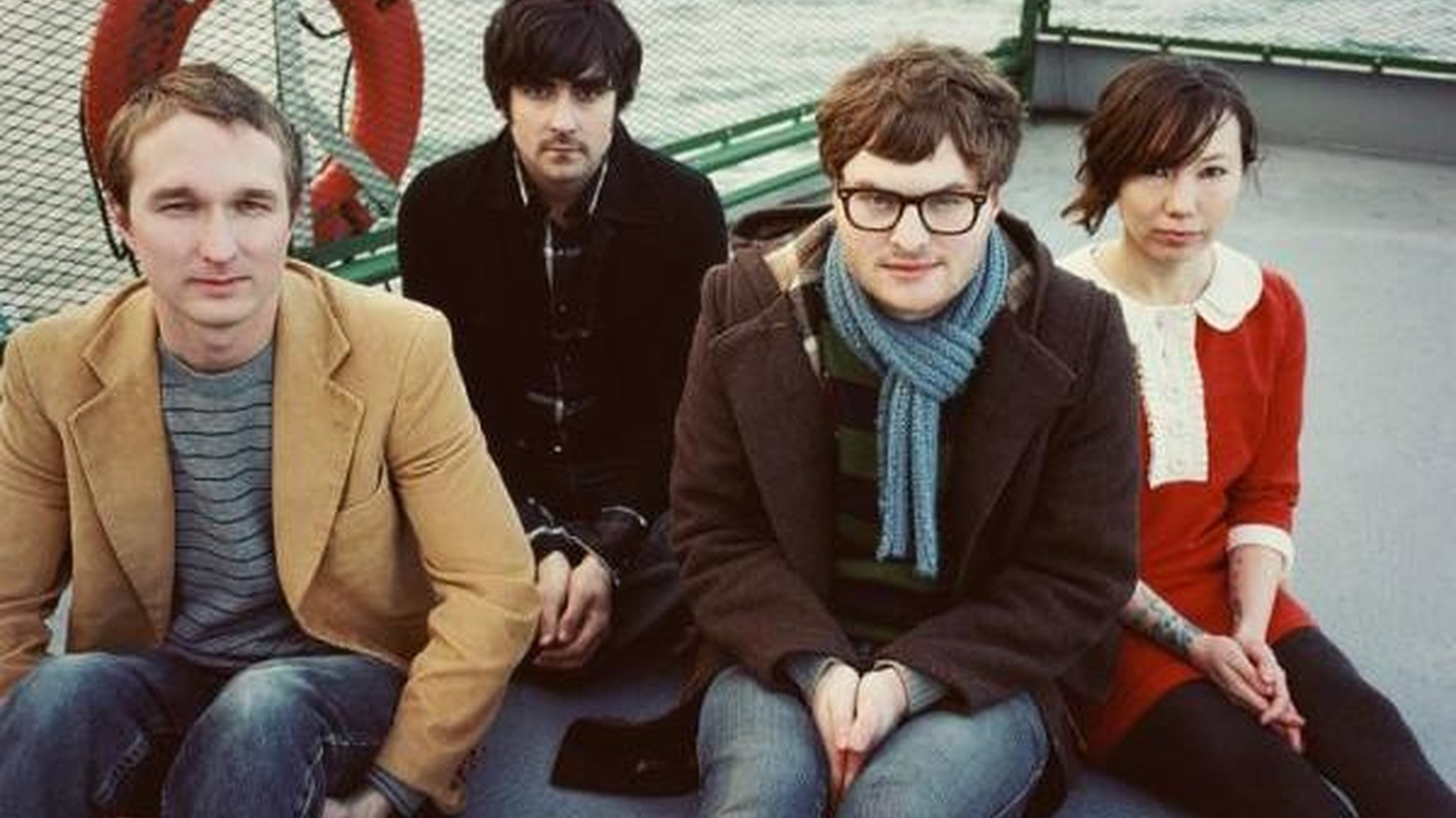 ...from their self-titled CD.   Michael Benjamin Lerner is the mastermind behind the Seattle-based band, Telekinesis...