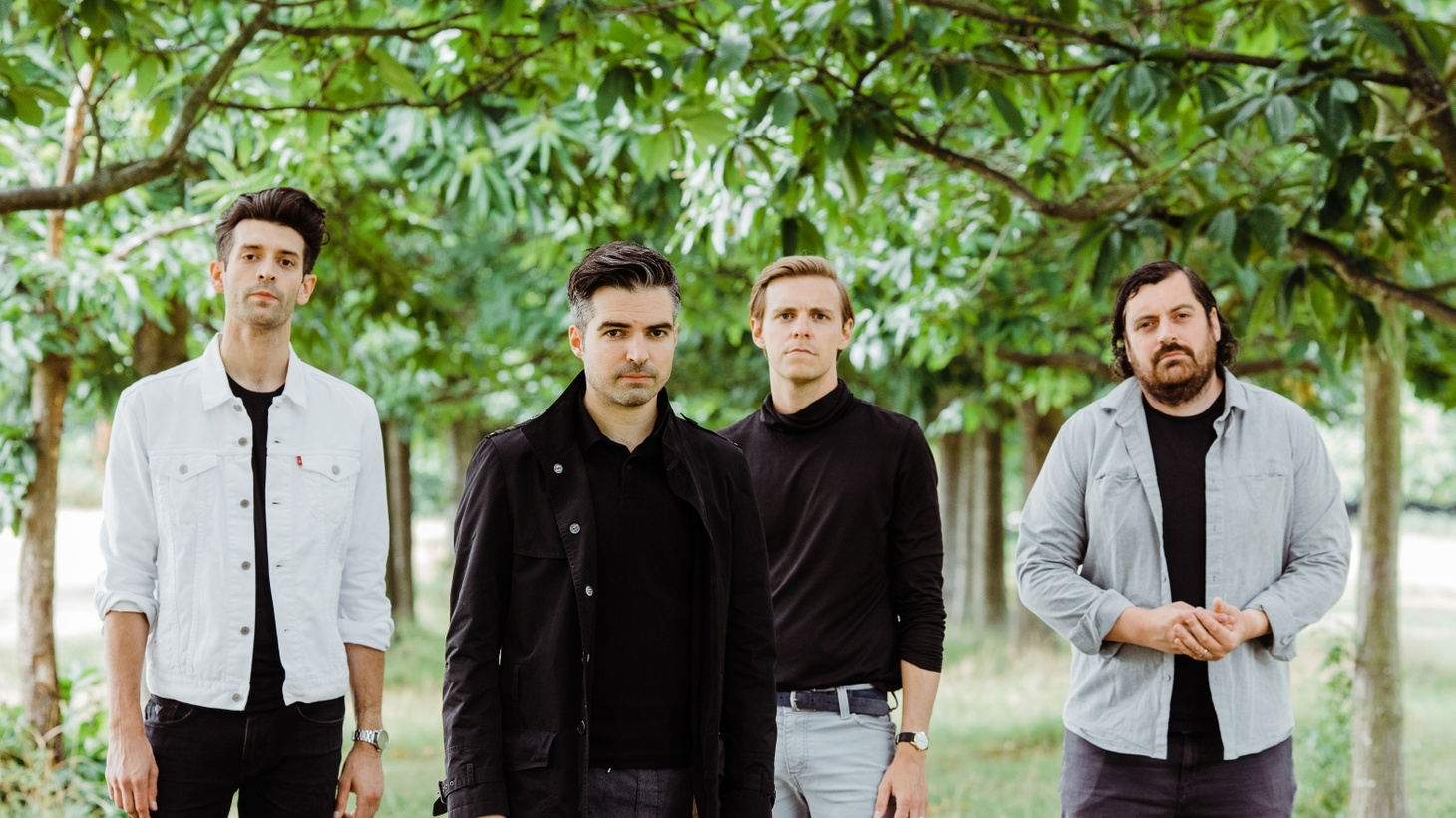 """The Boxer Rebellion front man Nathan Nicholson describes the deeply personal song """"Love Yourself"""" this way: """"I've always enjoyed writing songs that are cathartic, especially when they are able, often accidentally, to provide some form of relief to…"""