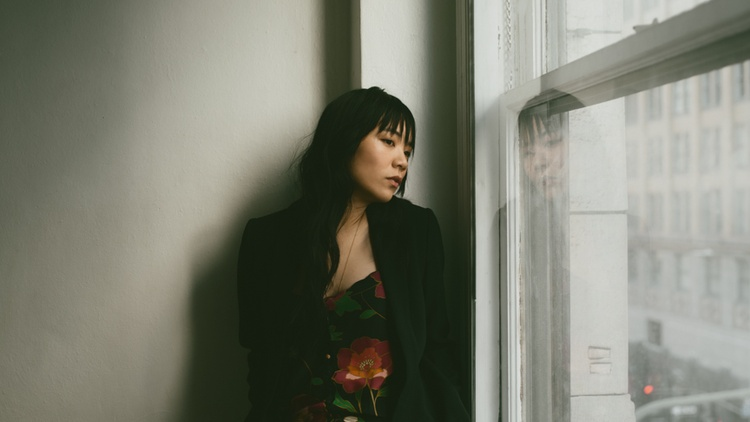 """A plaintive vocal and thick grooves round out """"Temple""""— the title track to Thao & The Get Down Stay Down's latest audio excursion."""