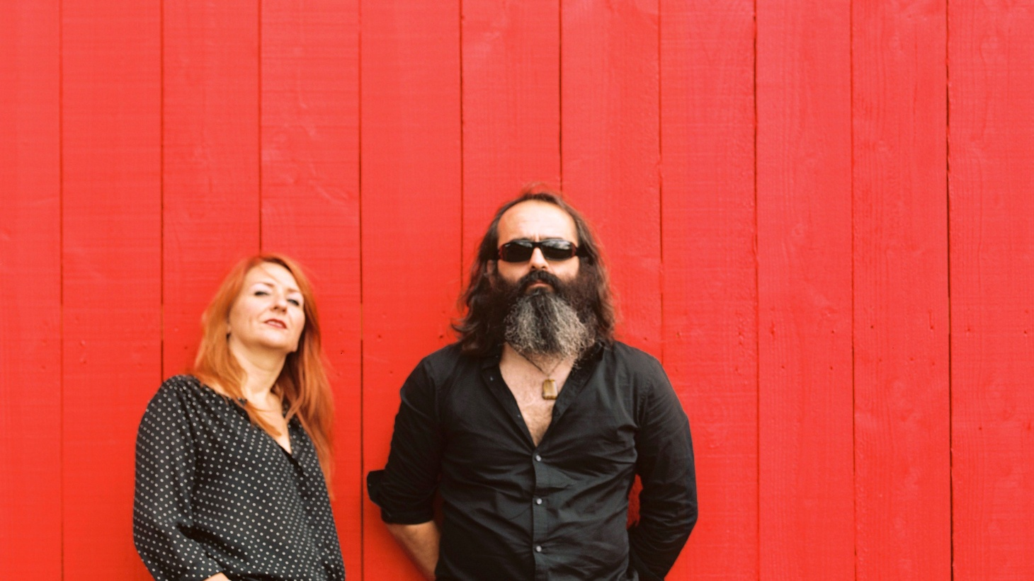 The chic French psych-pop band The Limiñanas are musical alchemists; combining sounds reminiscent of their love of 60's garage heroes, Italian soundtracks, and psych rock.