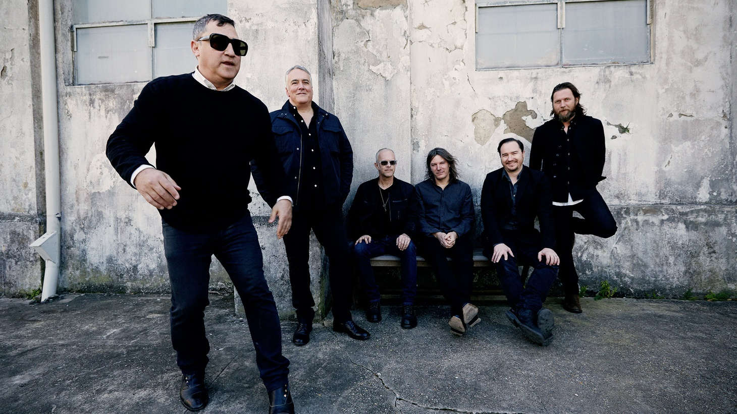 Happy Birthday to Greg Dulli of The Afghan Whigs whose latest album captures the band's explosive dynamic.