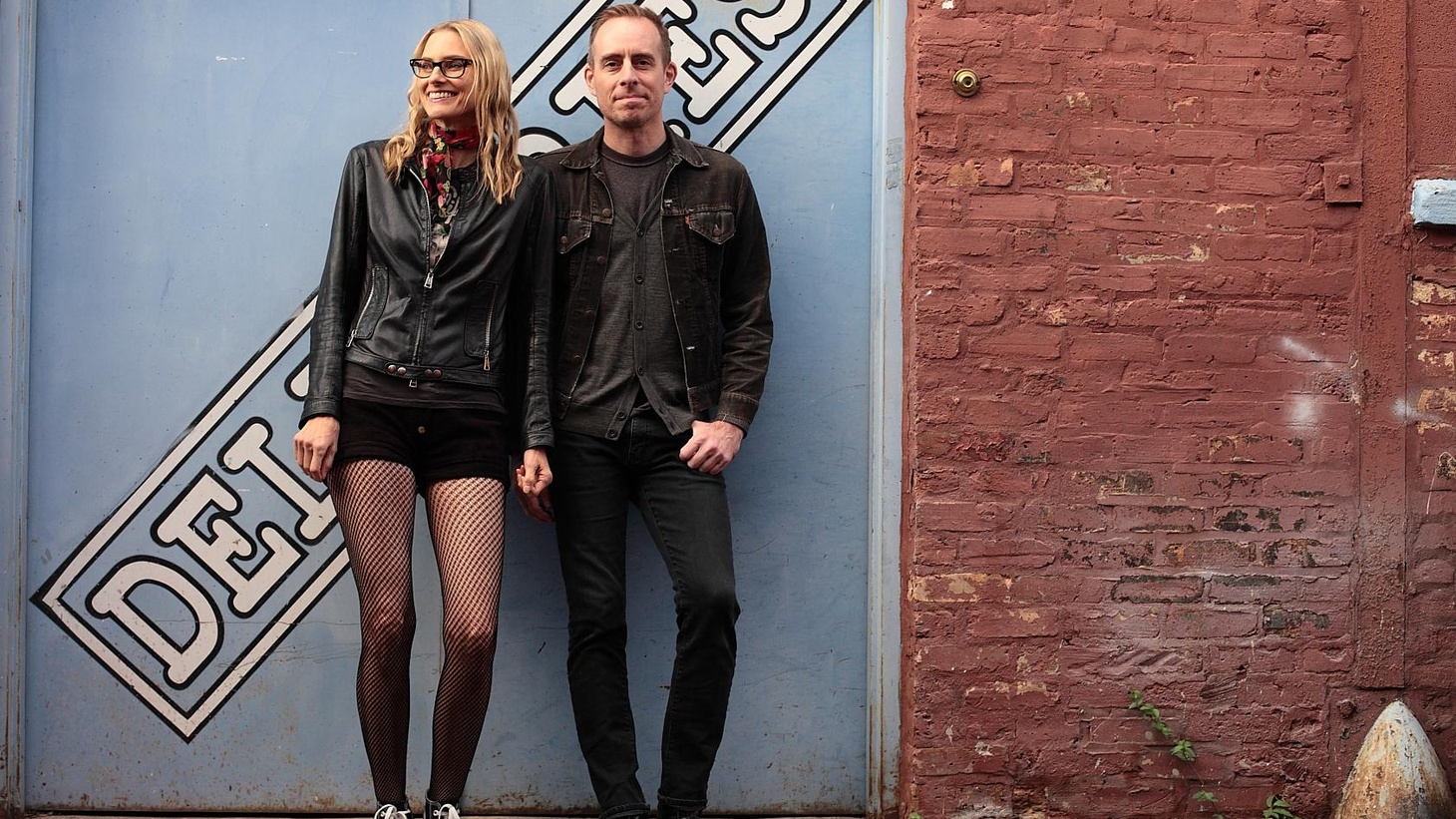 Aimee Mann and punk/indie singer/songwriter Ted Leo team up as a band called The Both.