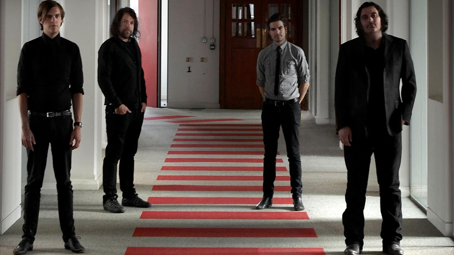 """2010 was a banner year for The Boxer Rebellion, who had a notable appearance in the Drew Barrymore film Going the Distance and recorded their new album, The Cold Still, at Peter Gabriel's Real World Studios with producer Ethan Johns (Kings of Leon, Ray LaMontagne). You can hear the results on Today's Top Tune, """"No Harm."""""""