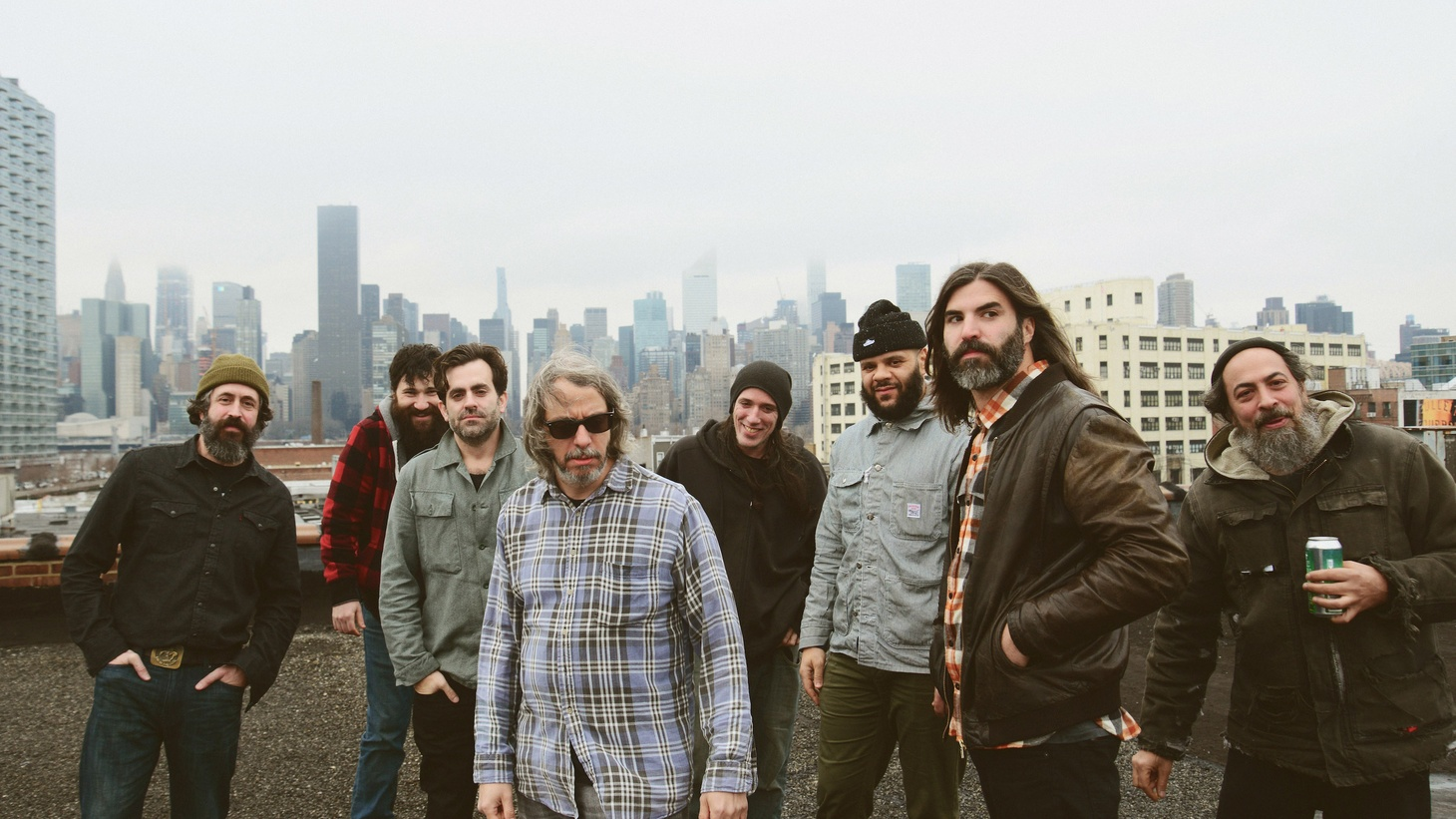 "The first new album in 5 years by The Budos Band was worth the wait! The opener ""Old Engine Oil"" has them gloriously revving up for a heavy hitting rock instrumental ride."