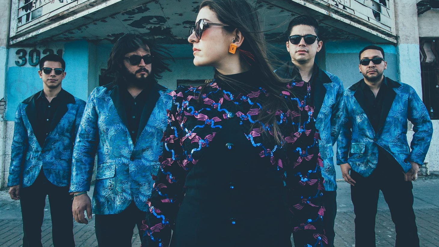 Based on the Texas border, The Chamanas ache with melodic indie pop.