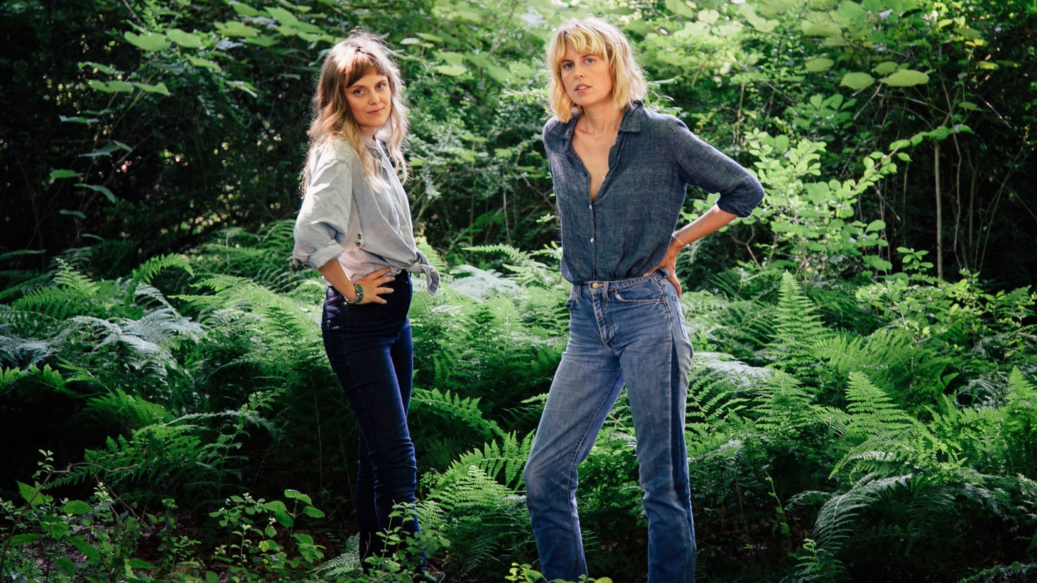 """""""Ferry Boat"""" is the seventh release from siblings The Chapin Sisters, and it's their first recording since they each gave birth to their first child."""