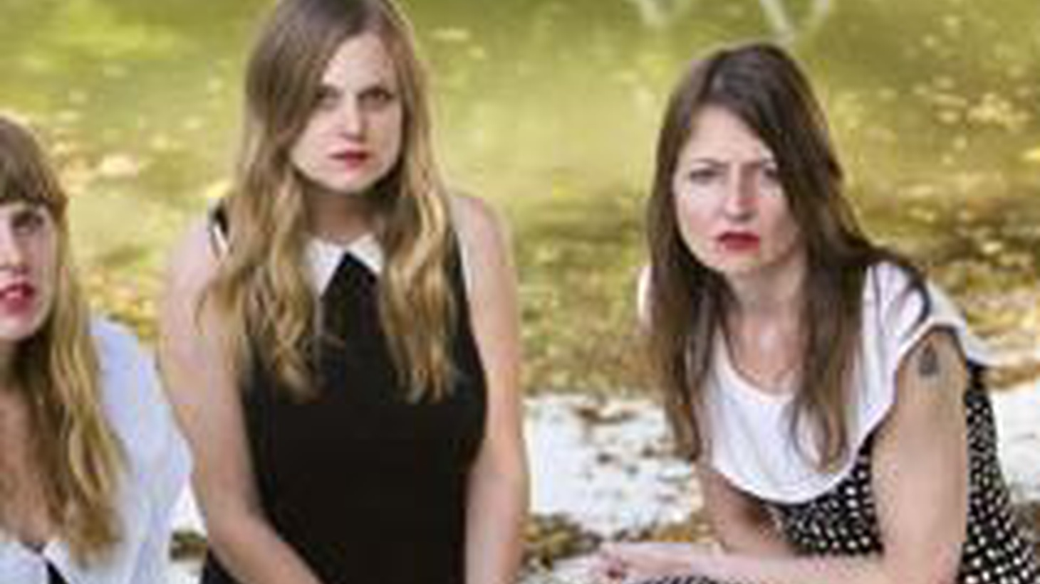 The Chapin Sisters are a trio of siblings that have a beautiful, mournful way of harmonizing. Their bittersweet songs wrestle with love and heartbreak...