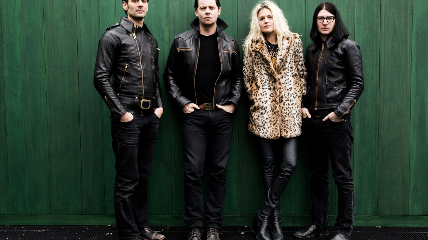 """Supergroup The Dead Weather is back with a long-anticipated full-length album, Recorded in Nashville during breaks in each member's respective bands this explosive outfit keeps its edge with """"I Feel Love (Every Million Miles)."""""""