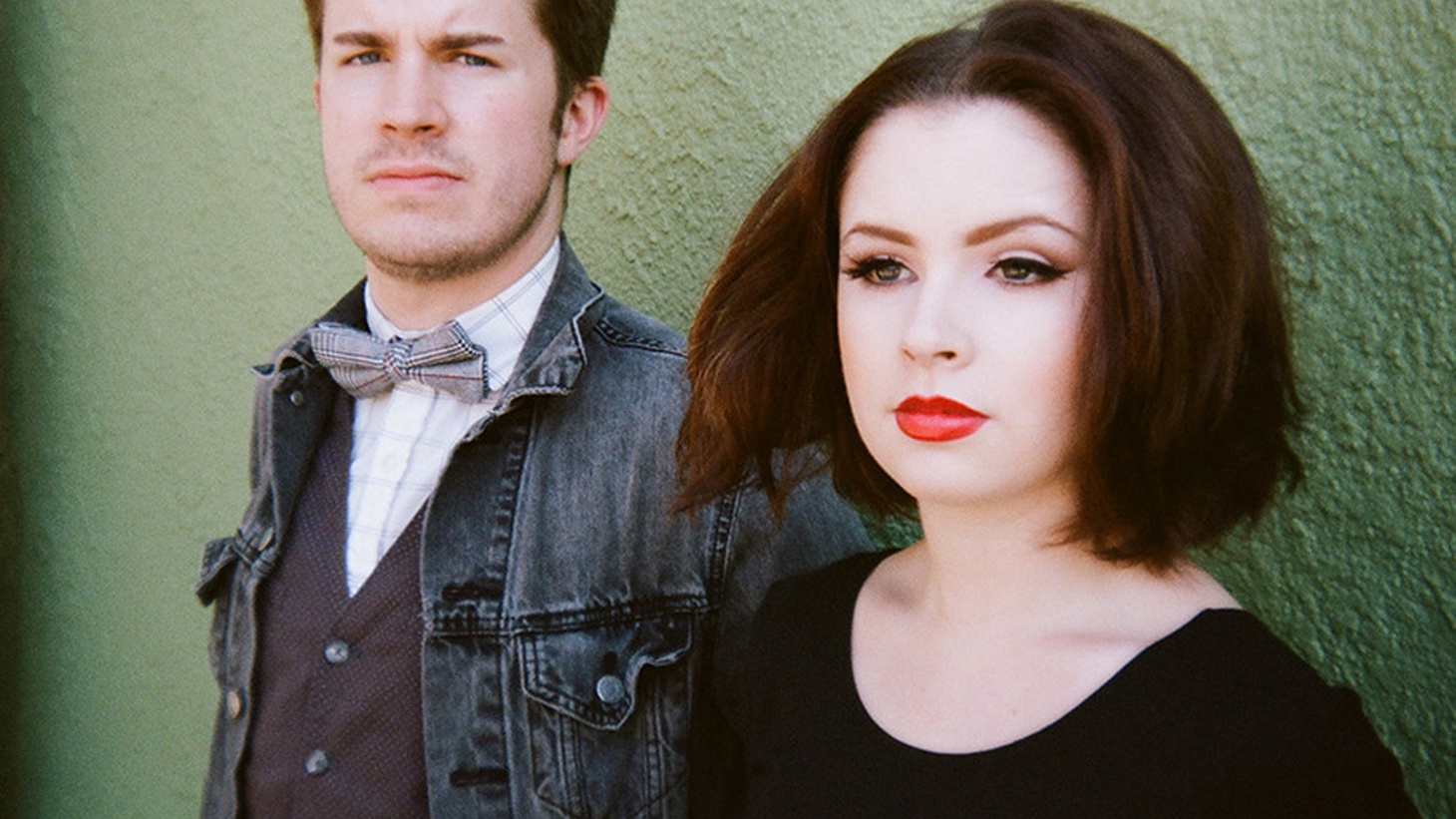 LA brother and sister duo The Fontaines have a feel for Doo Wop and call what they do New-Wop.