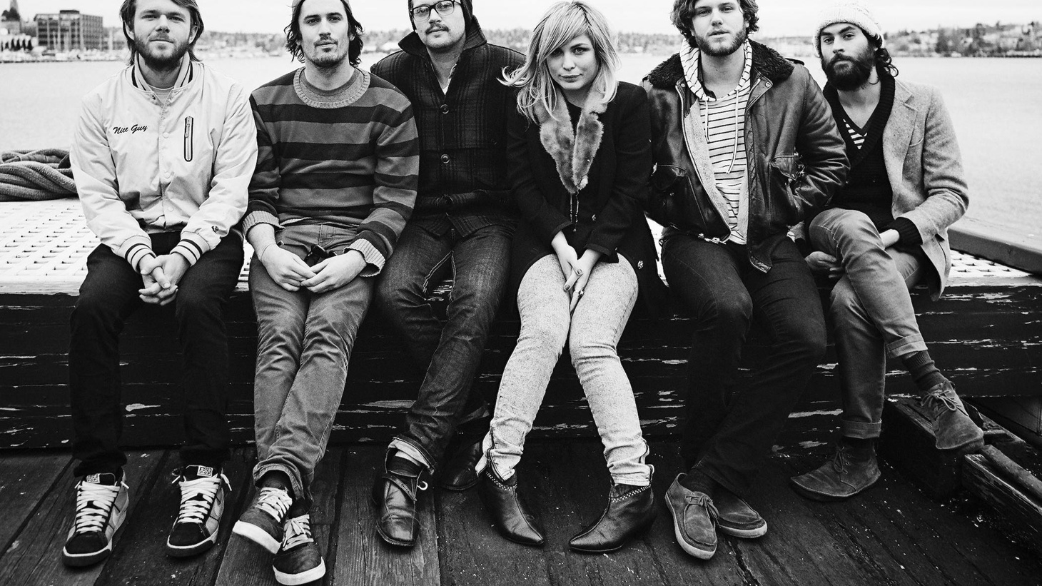 """The Head and the Heart came together as each of the six members descended on Seattle to pursue their musical dreams. Extensive touring in the Pacific Northwest built their fan base and SubPop Records has picked up and remastered their self-titled debut, which includes Today's Top Tune, """"Winter Song."""""""
