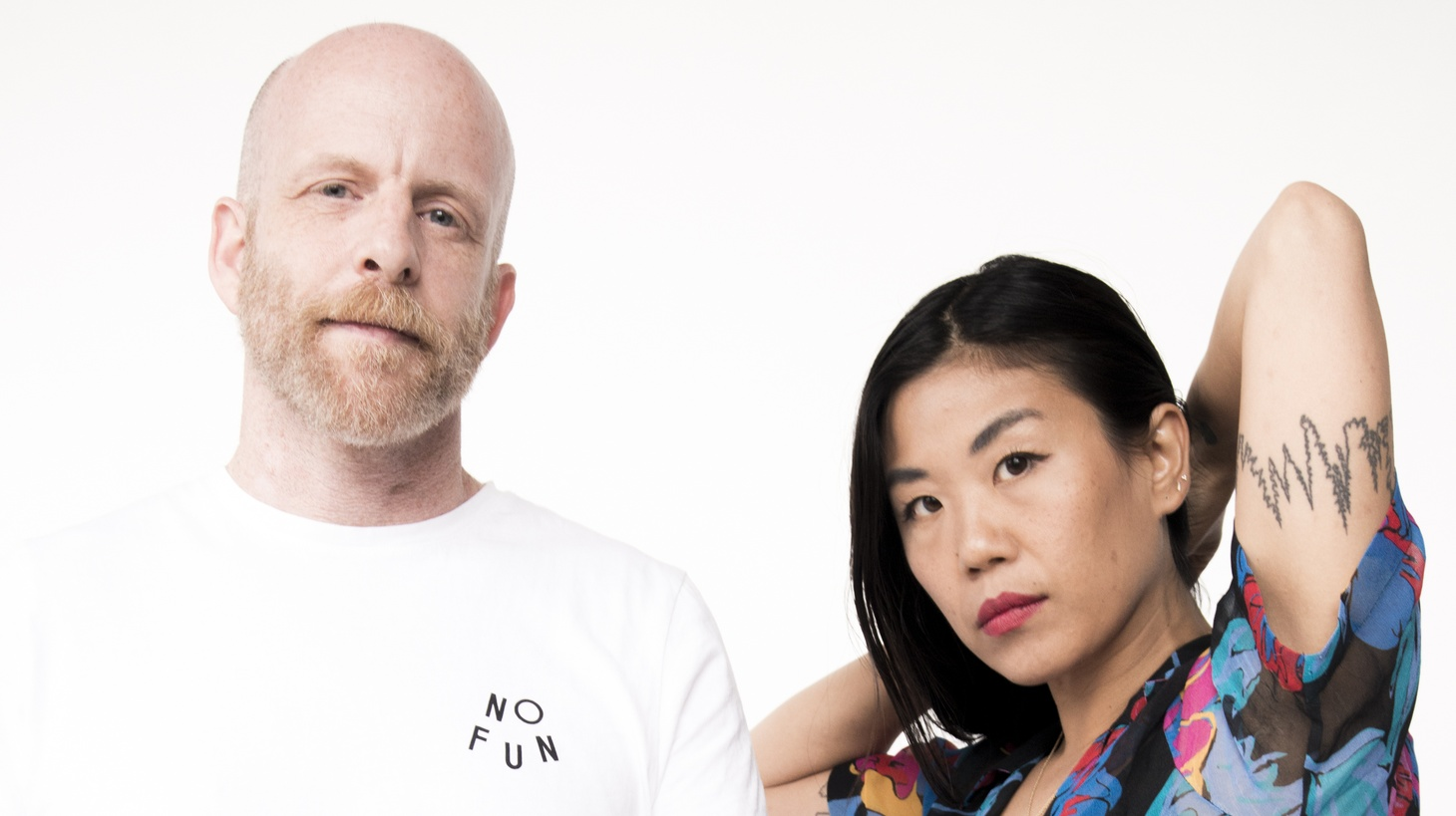 """Tasty dance duo The Juan Maclean are back with a new compilation featuring work that you might have missed. They gathered up 12-inch singles released over the past 6 years, and we get moving with """"Get Down (With My Love)."""