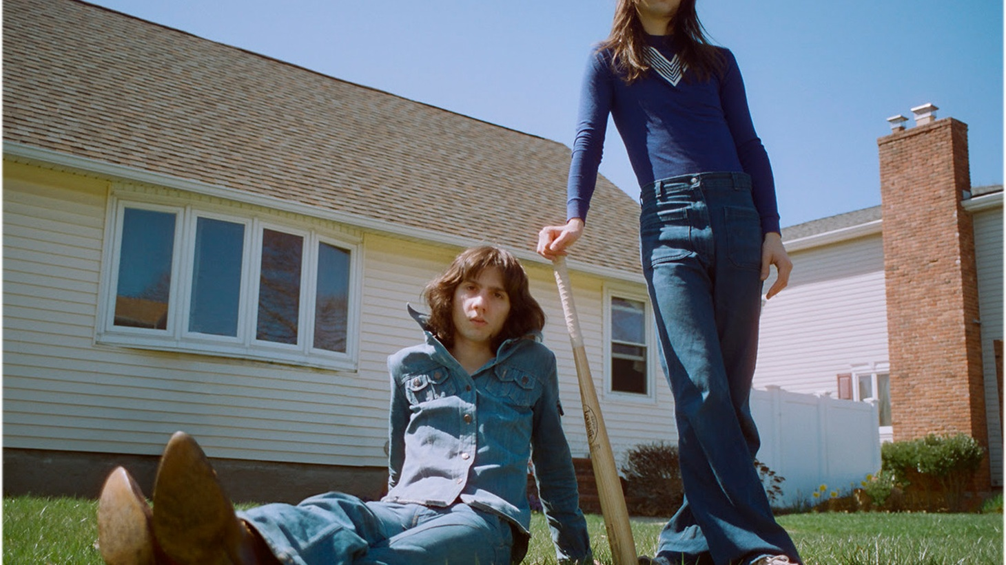 The second album by brothers Brian and Michael D'Addario, aka The Lemon Twigs, is a song cycle that tells the story of Shane; a chimpanzee raised as a boy, who comes to terms with the obstacles in life.