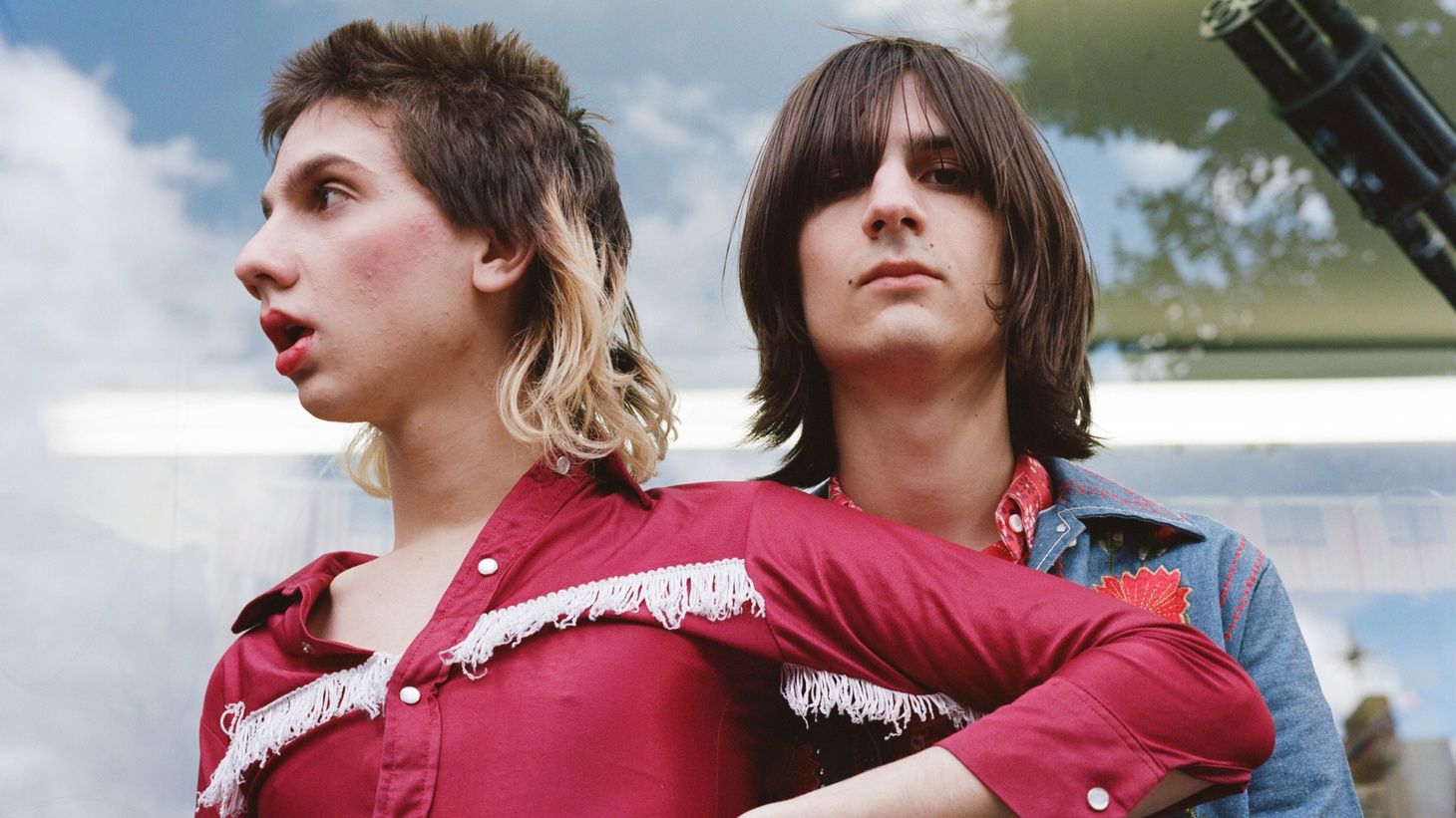 If you didn't know The Lemon Twigs, you might think there was a new British invasion on the horizon. The Long Island natives, teenage brothers Brian (19) and Michael (17) D'Addario, have never aspired to anything more than make music together.