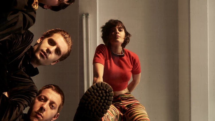 """We think The Marías are about to strike big, and we're eager to get our hands on their new album, """"Cinema,"""" which draws on what brought this band together in the first place."""