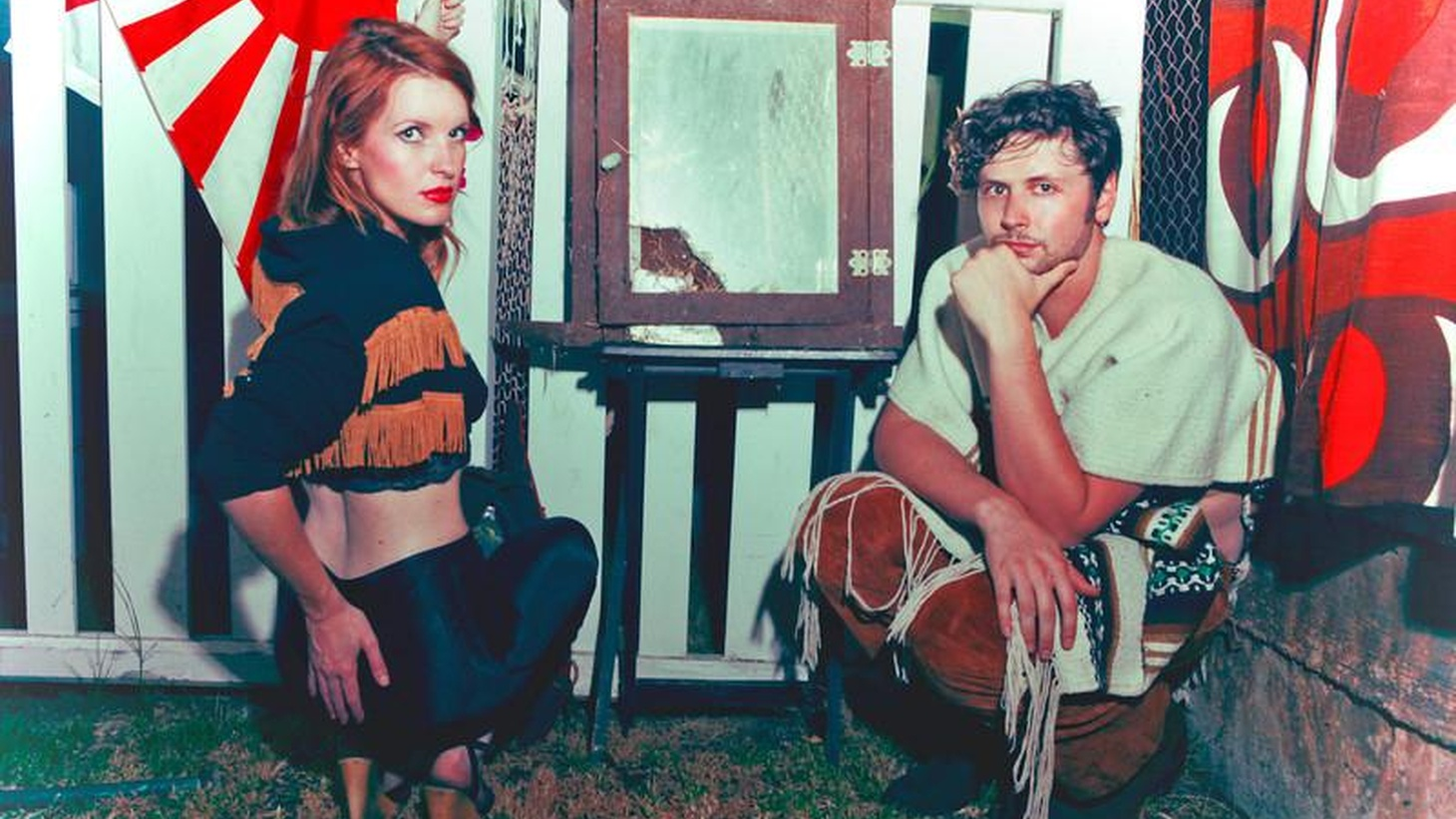 LA duo The Peach Kings have caught our attention with their new EP, Handsome Moves...