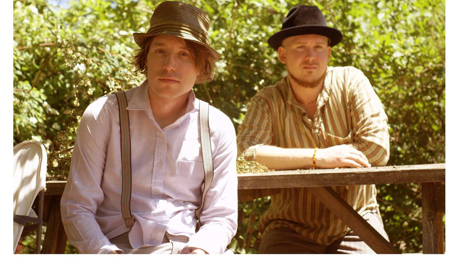 Minneapolis-based duo The Pines are steeped in the sound of Americana, as evidenced in their CD, Tremolo.