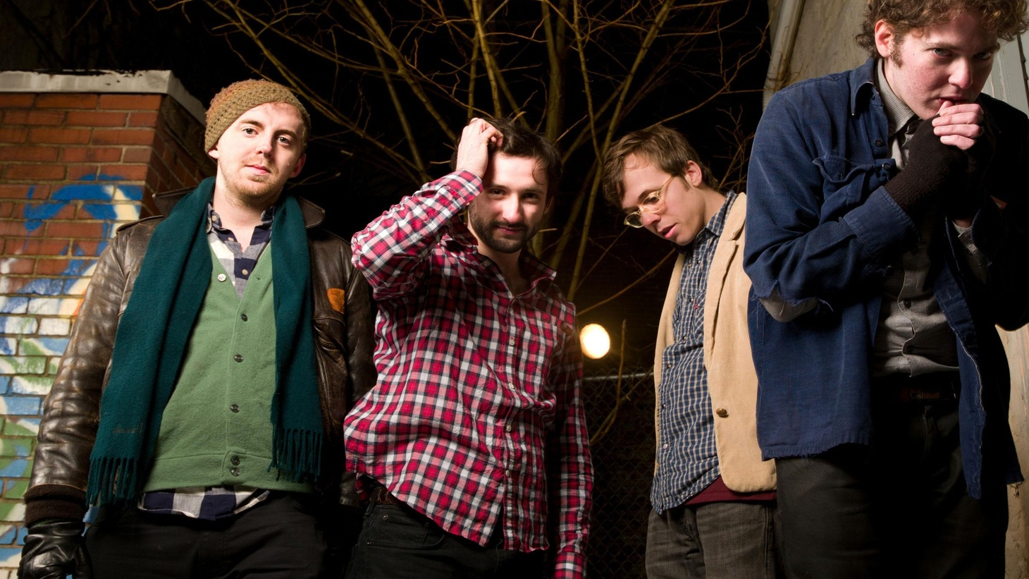 Stationed in Philly, The Powder Kegs are a new band with penchant for pop...