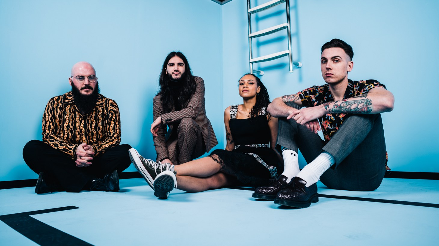 """Pushing the boundaries of """"tropical punk,"""" East London ska-core band The Skints are back with an anticipated fourth album. Get moving to the sounds of """"Restless"""" featuring Protoje."""