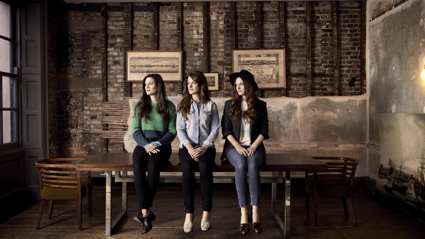 The Staves, a trio of English sisters, first came into prominence on Tom Jones' 2010 gospel CD. However, their own work is inspired by classic British folk.