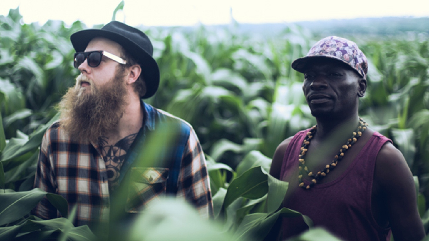Swedish-Malawian duo The Very Best have found global success with their jubilant sound, finding their way onto just about every deejay's playlist at KCRW.