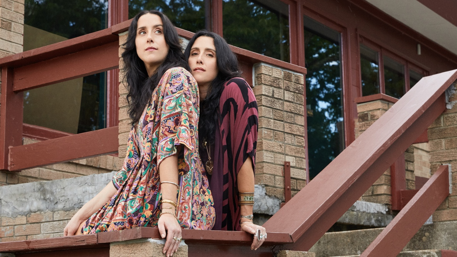 """It's a fact that sibling harmonies are as tight as you can get. Case in point: The Watson Twins - identical sisters who co-wrote and sang all the parts together for the first time on their forthcoming album, """"Duo."""""""