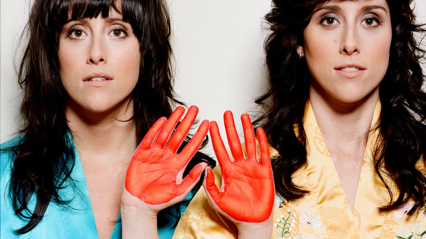 ...from Live at Fingerprints.   Sisters Chandra and Leigh are The Watson Twins and their music revolves around their incomparable harmonies...