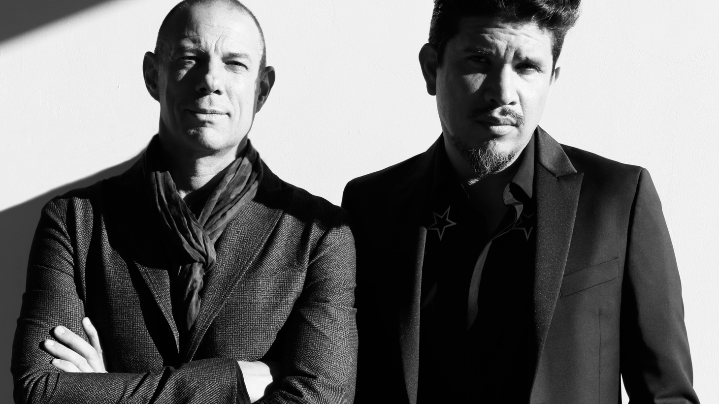 Since their debut two decades ago, Thievery Corporation has shown a deep love and respect for Jamaican music. So when it came to recording a new album, DC's dynamic electronic duo set up shop in Kingston.
