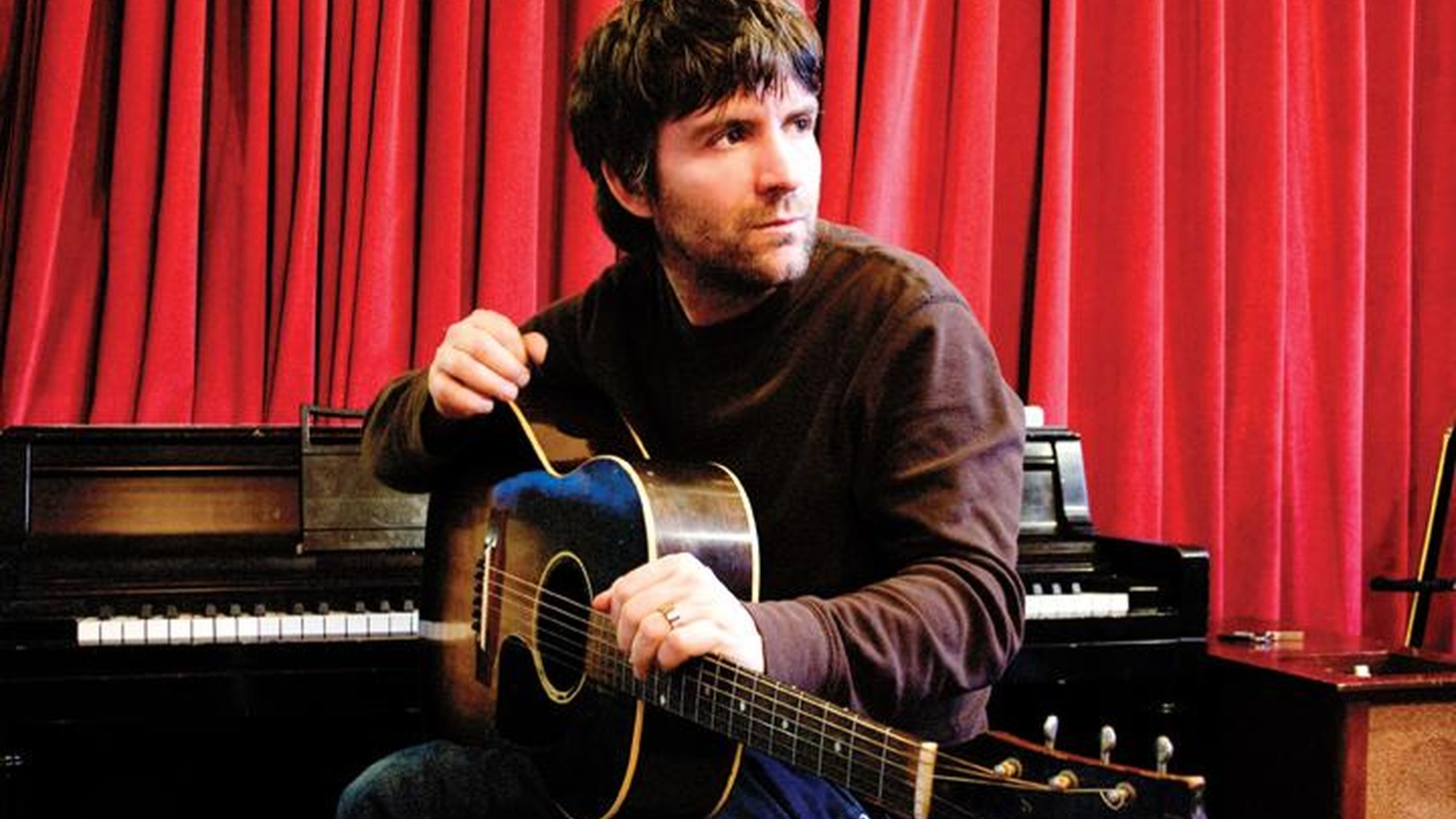 ...from Porcupine.   Joshua Tree's Tim Easton recorded his latest CD, Porcupine, in a Nashville studio the old fashioned way, without overdubs or click tracks.