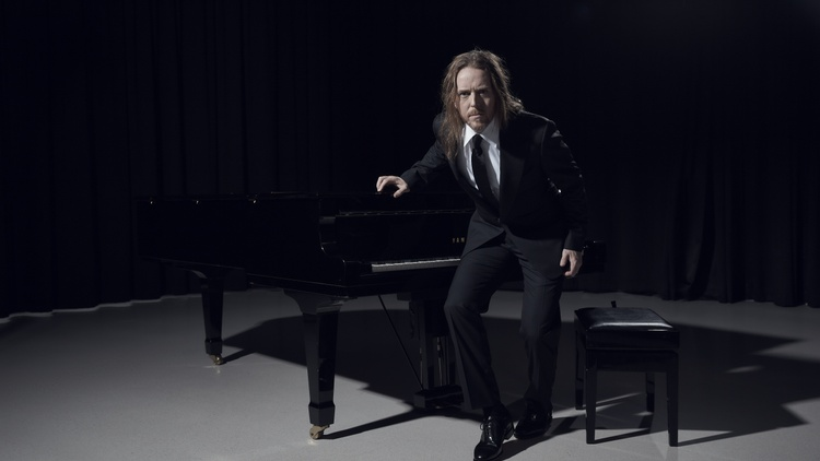 Australian polymath Tim Minchin known for his irreverent comedy routines and musical scores took a break from his work to take stock of his life and found a new voice as a pop…