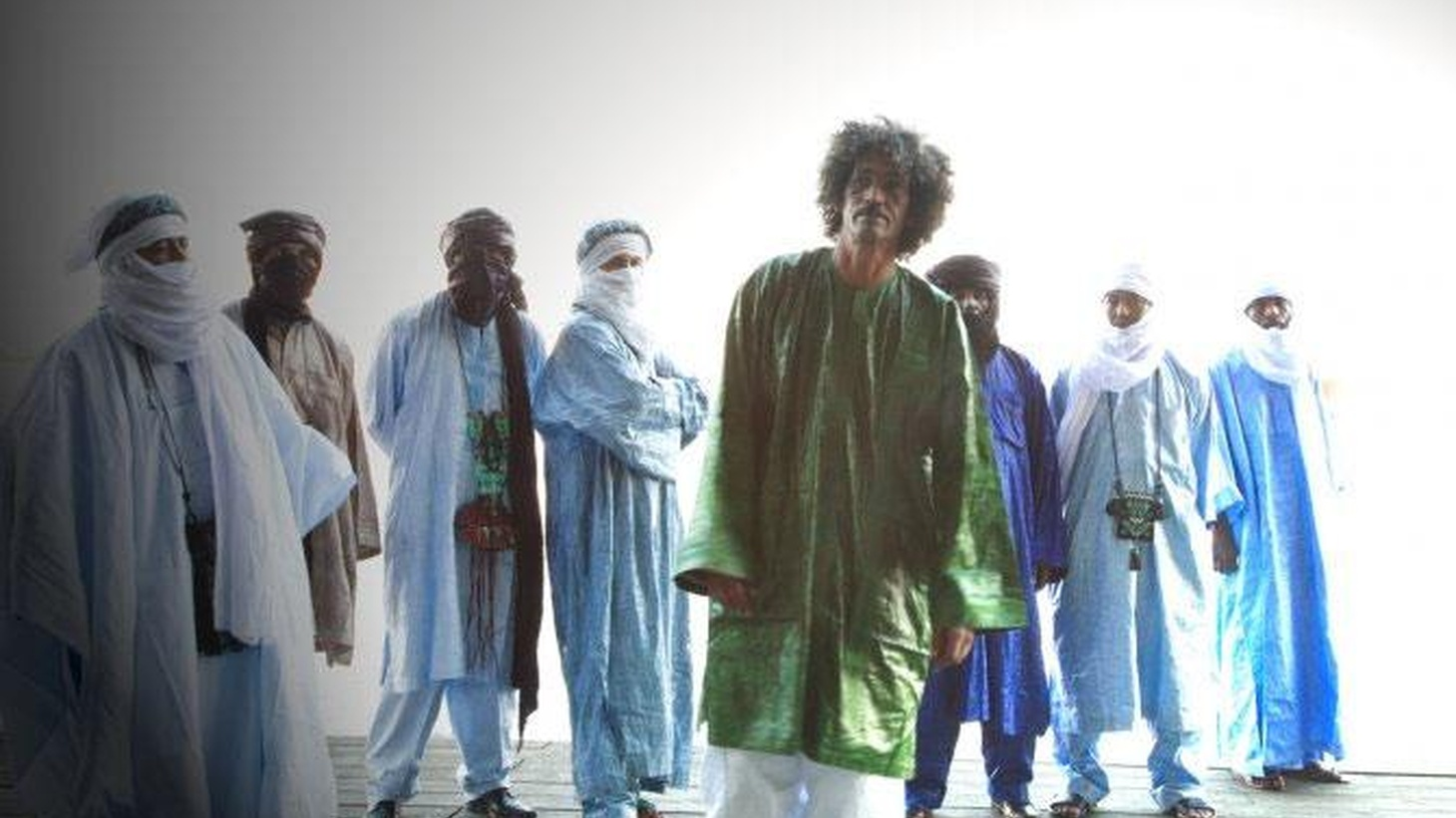 Tinariwen formed as a collective of Tuareg musicians from the Sahara desert. On their latest release, they return to their roots, setting aside their electric guitars…