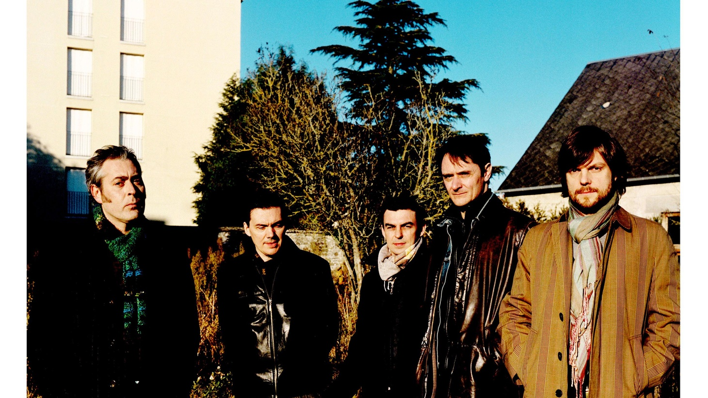 ...from The Hungry Saw.   Tindersticks craft literary songs rich with gentle arrangements and orchestrations. Their brooding songs explore the gamut of love...