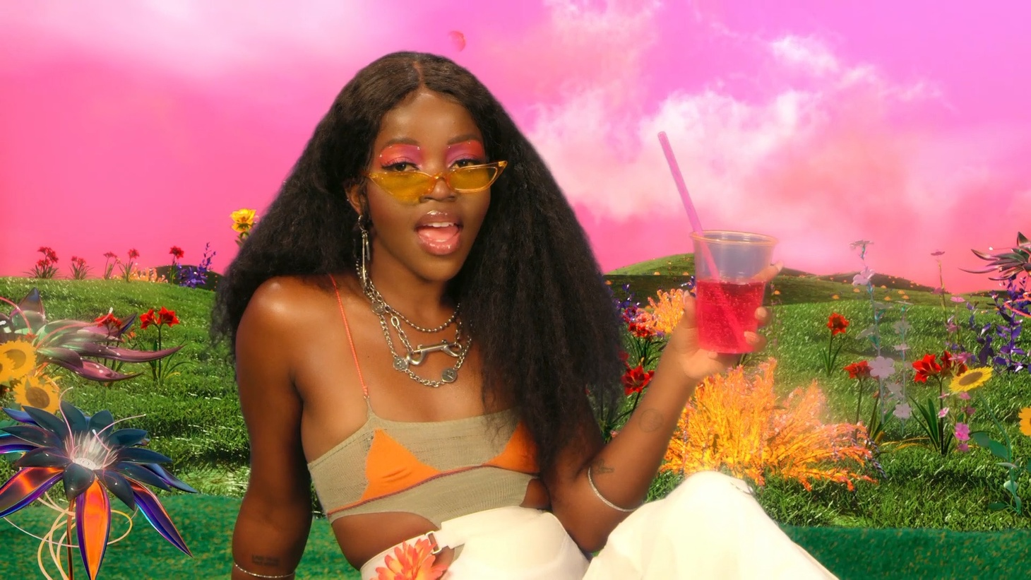 """Travis Holcombe warned us about Aussie rapper Tkay Maidza back in 2014. """"You Sad"""" is the latest from this one-woman game-changer!"""