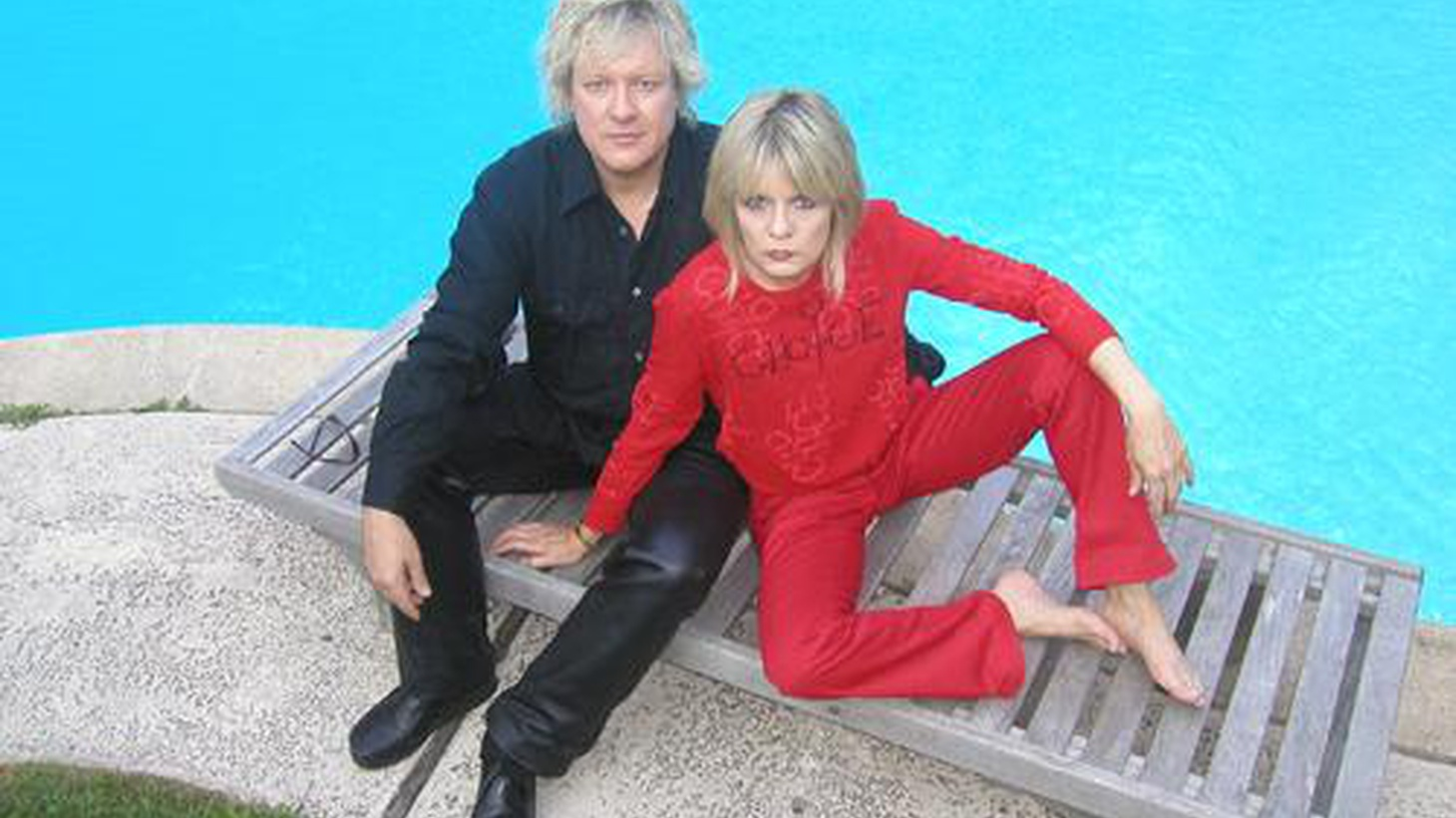 Founding members of the Talking Heads Chris Frantz and Tina Weymouth are back with new work from their project Tom Tom Club.