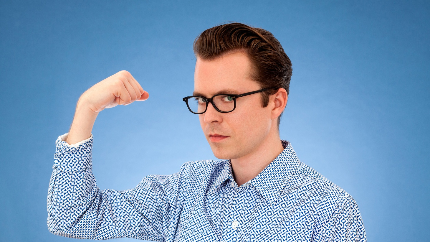 Punk rock rebel Tom Vek is one of London's most enigmatic artists and a KCRW favorite.