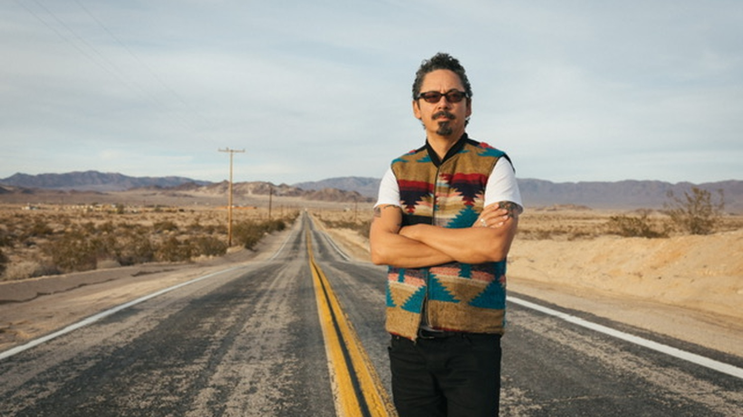 """We love Tommy Guerrero for helping define street skating in the 1980s. These days, he spends lots more time on his Latin-infused instrumental sound, including the wavy groove """"By the Sea at the End of the World."""""""
