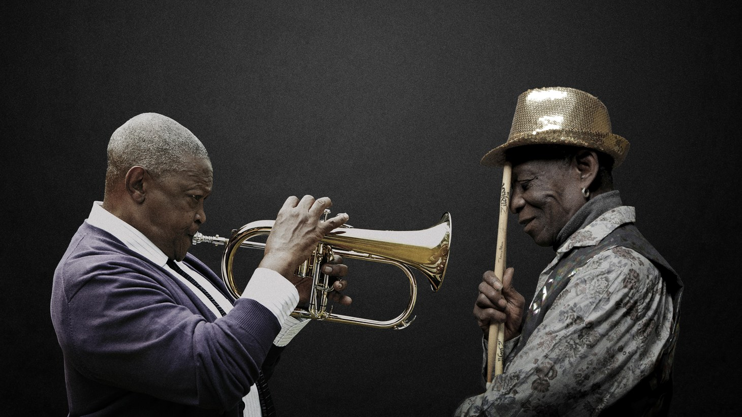 This collaboration between legendary African artists Tony Allen and Hugh Masekela dates back to recordings they made in 2010.