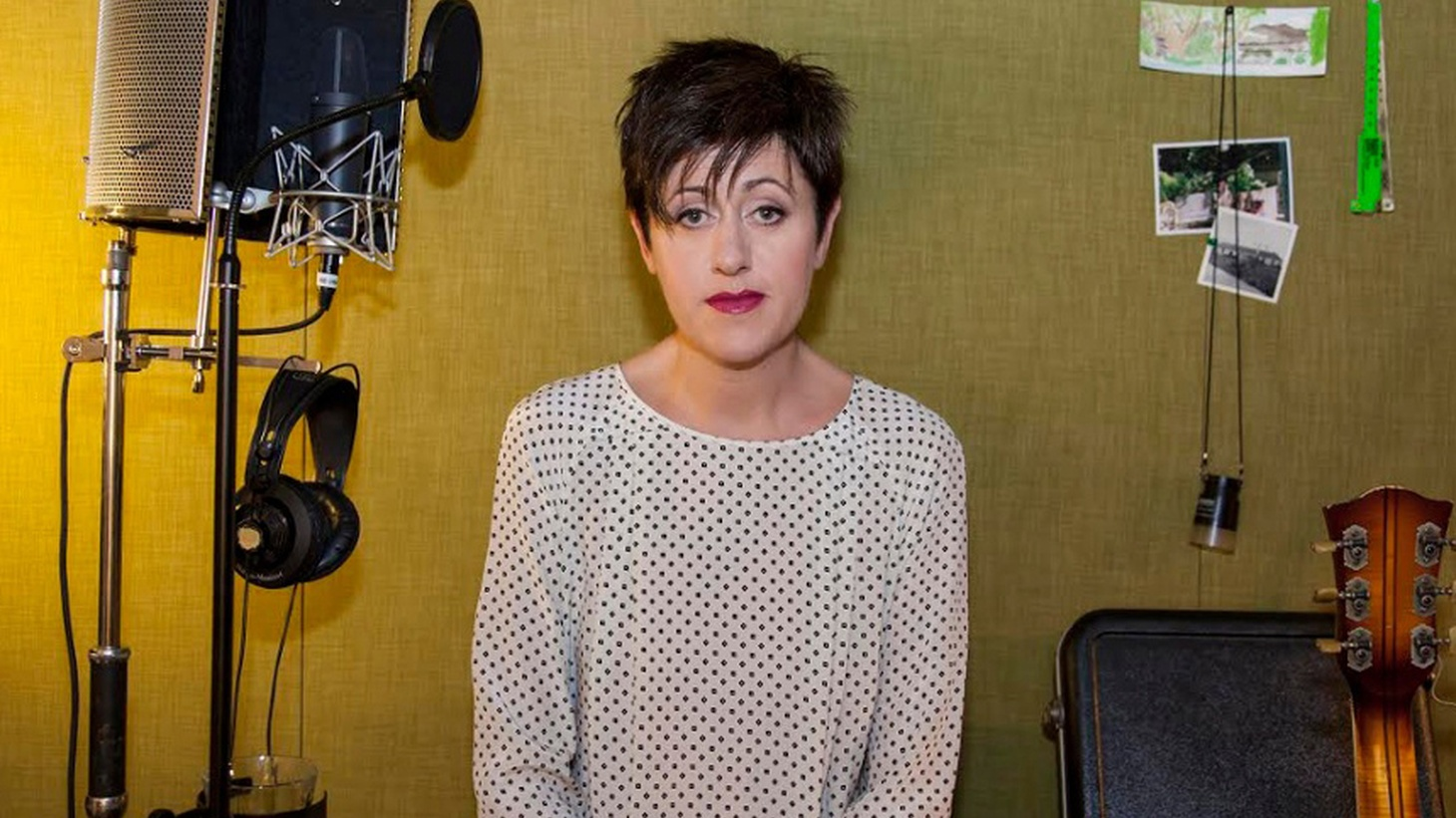 Best known for her work with Everything but the Girl, Tracey Thorn has been busy setting the tone to acclaimed director Carol Morley's film, The Falling.