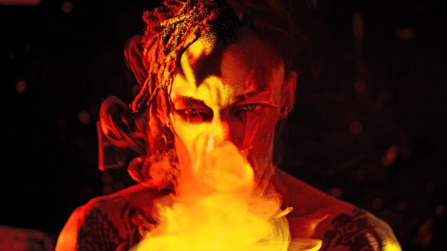 "Trip hop hero Tricky used his given name -- ""Adrian Thaws"" -- as the title of his new album. Today's Top Tune is the track that KCRW deejays are all gravitating towards, it's called ""Nicotine Love""."