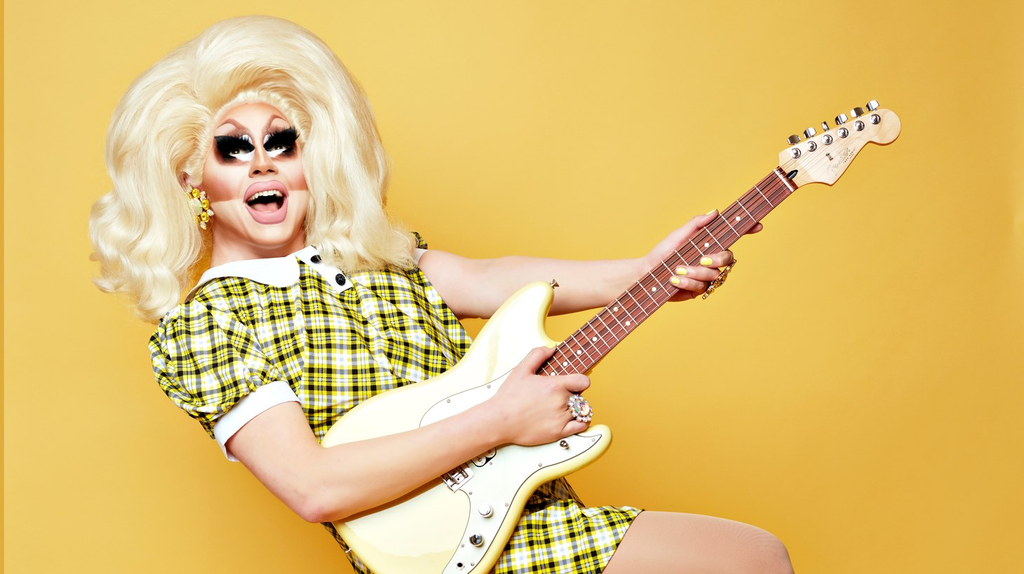 "Trixie Mattel — the 2018 winner of RuPaul's Drag Race All Stars — incorporates her massive Barbie fandom into her style and her music. Known mostly as an earnest country singer, ""Malibu"" shifts into a sugary pop sound."