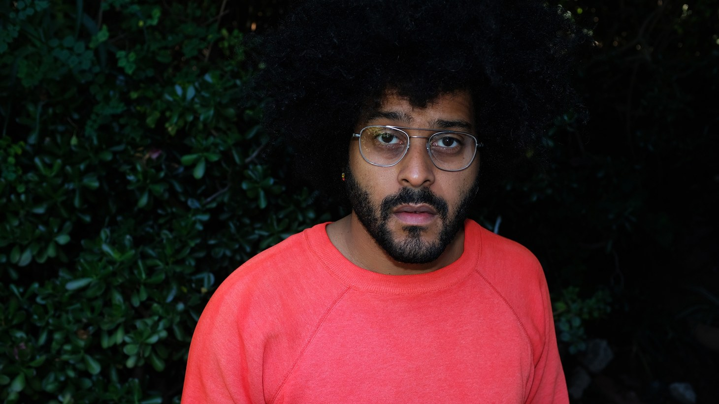 """We get a glimpse into the mind of George Lewis Jr aka Twin Shadow via his latest track """"Crushed."""" Lewis needs to take his time while he works, and we hear that in the song, as it unfolds in an intimate and delicate way."""