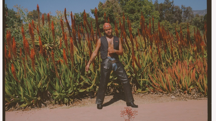 """Twin Shadow takes a sonic shift on his new self-titled album, flexing soul and funk grooves as he embraces his Domin i can heritage. """"Is There Any Love"""" overflows with joyous vibes."""