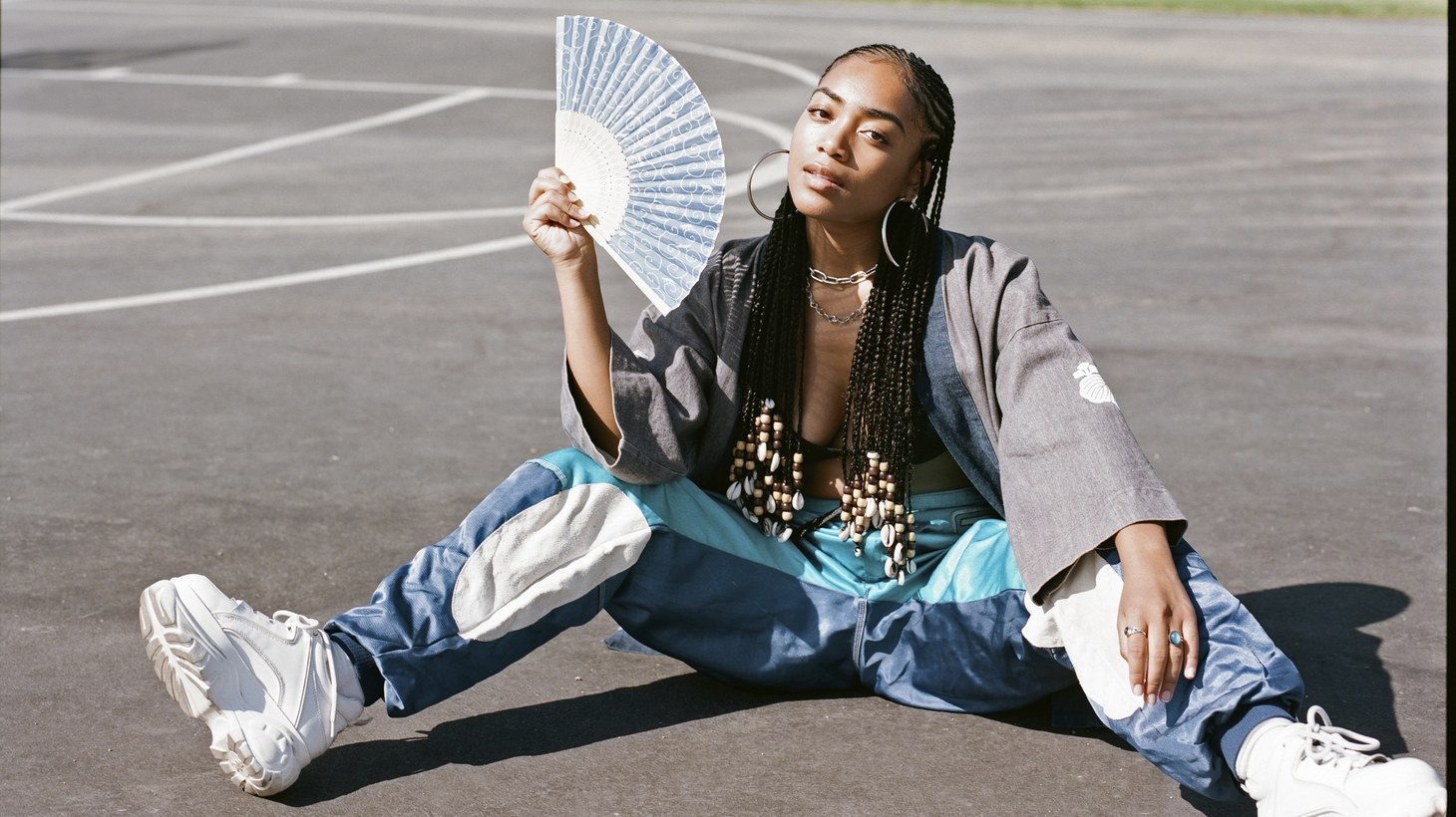LA-based Japanese/African-American artist UMI is able to crisscross different styles on her new EP through the lens of a mixed-race woman in the music industry.