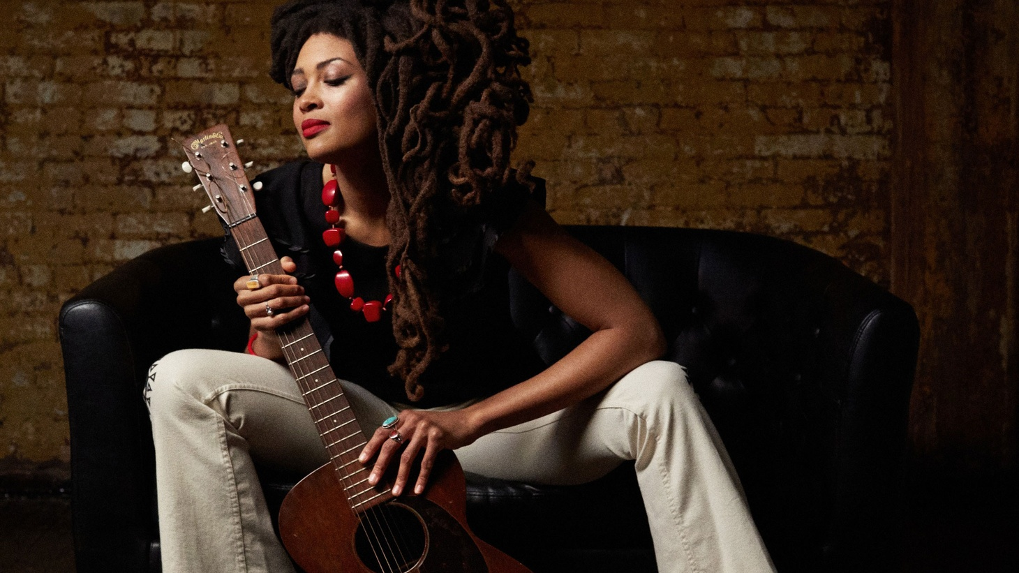 We can hear Tennessee roots in Valerie June's songs. The Brooklyn-based singer and multi-instrumentalist has been refining her craft with an array of character sketches she's turned into a dozen-song set that she'll release in early Spring.