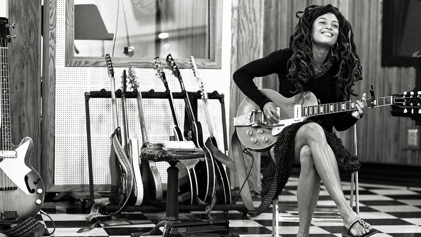 Tennessee native Valerie June's debut album was put into motion after she entered the studio with Black Keys' Dan Auerbach.