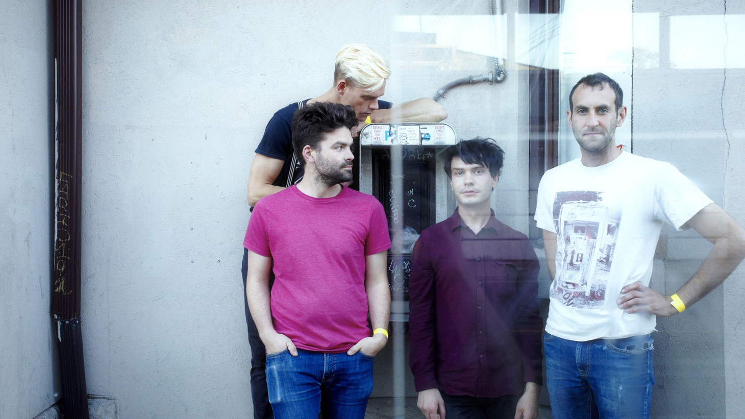 The debut album from Calgary's Viet Cong is a mash up of heavy yet strangely beautiful post-punk tunes.