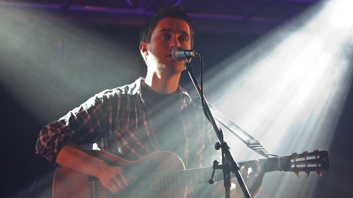 Conor O'Brien, aka Villagers, played every instrument on his new album while secluded in a coastal town north of Dublin.