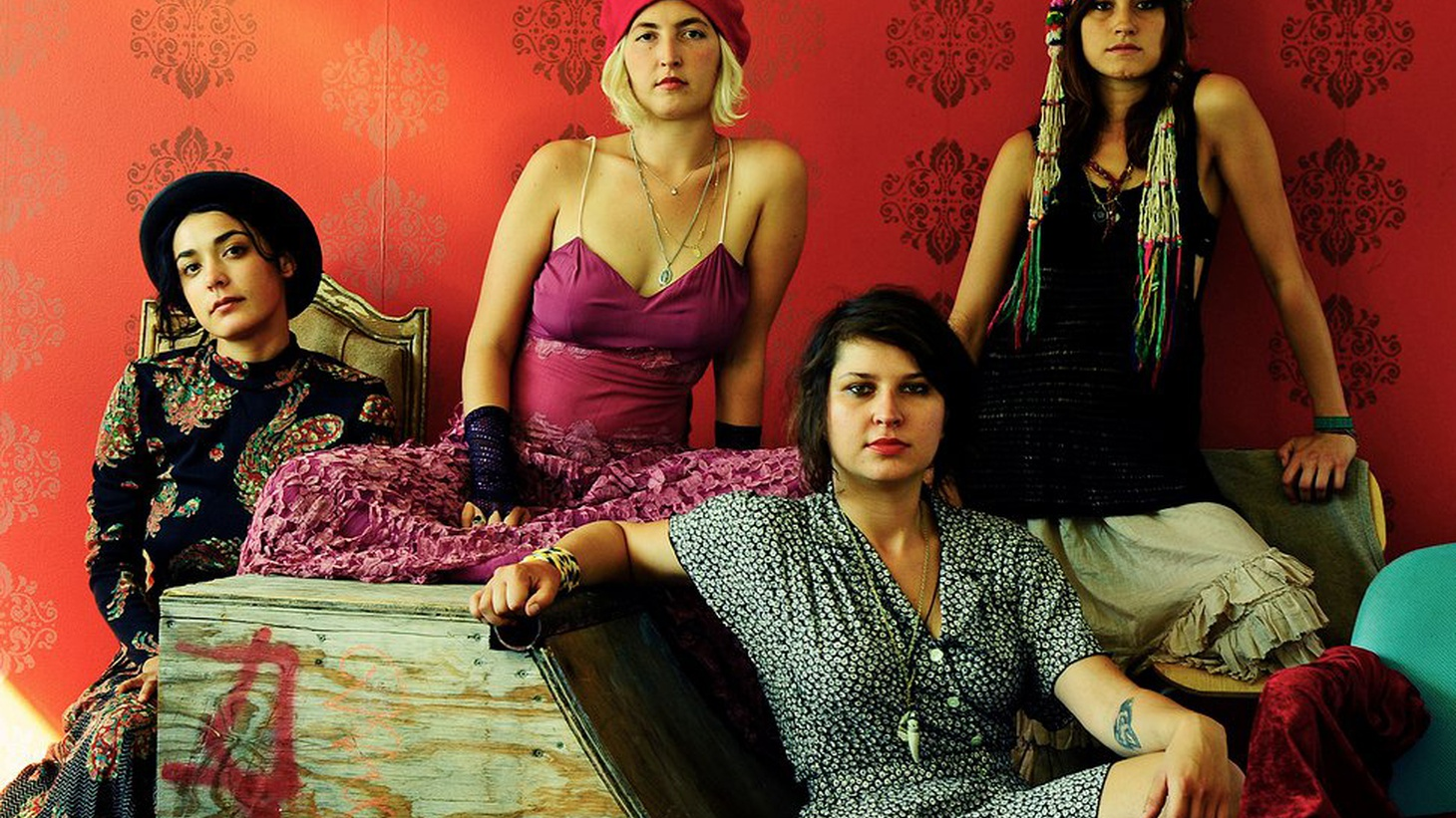 The instrumental and harmonic interplay of Warpaint always makes them a band worth watching. They released a full-length just last year and promised a series of singles in 2015.